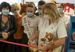 Nancy inaugure son « Hôpital de mon doudou »