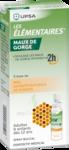 Acheter LES ELEMENTAIRES Solution buccale maux de gorge adulte 30ml à JOUE-LES-TOURS