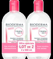 Crealine Ts H2o Solution Micellaire Sans Parfum Nettoyante Apaisante 2fl/500ml à JOUE-LES-TOURS