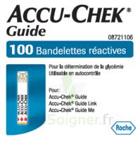 Accu-chek Guide Bandelettes 2 X 50 Bandelettes à JOUE-LES-TOURS