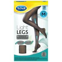 Scholl Light Legs™ Collants 20D Noir XL à JOUE-LES-TOURS