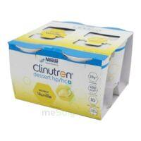 Clinutren Dessert 2.0 Kcal Nutriment Vanille 4cups/200g à JOUE-LES-TOURS
