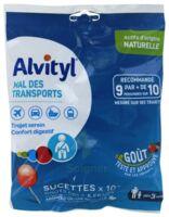 Alvityl Sucette Mal Des Transports Cola Fraise Sachet/10 à JOUE-LES-TOURS
