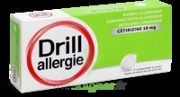 DRILL 10 mg Comprimés à sucer allergie cétirizine Plq/7 à JOUE-LES-TOURS