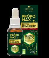 Lehning Propomax Immunité Propolis Verte Bio Extrait Sans Alcool Fl/30ml à JOUE-LES-TOURS
