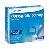 Efferalgan 500 Mg Glé En Sachet Sach/16 à JOUE-LES-TOURS