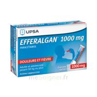 Efferalgan 1g Cappuccino Granules 8 Sachets à JOUE-LES-TOURS