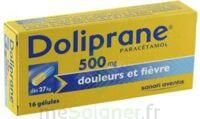DOLIPRANE 500 mg Gélules B/16 à JOUE-LES-TOURS