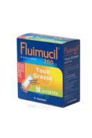FLUIMUCIL EXPECTORANT ACETYLCYSTEINE 200 mg ADULTES SANS SUCRE, granulés pour solution buvable en sachet édulcorés à l'aspartam et au sorbitol à JOUE-LES-TOURS