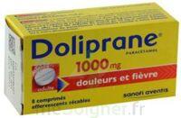 DOLIPRANE 1000 mg Comprimés effervescents sécables T/8 à JOUE-LES-TOURS