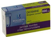 DIOSMINE BIOGARAN CONSEIL 600 mg, comprimé pelliculé à JOUE-LES-TOURS