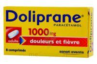 DOLIPRANE 1000 mg Comprimés Plq/8 à JOUE-LES-TOURS