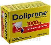 DOLIPRANE 1000 mg Poudre pour solution buvable en sachet-dose B/8 à JOUE-LES-TOURS