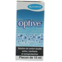 OPTIVE, fl 10 ml à JOUE-LES-TOURS