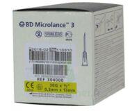Bd Microlance 3, G30 1/2, 0,30 Mm X 13 Mm, Jaune  à JOUE-LES-TOURS