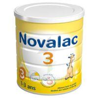 NOVALAC 3 Lait de croissance B/800g à JOUE-LES-TOURS