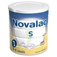 Novalac S 1 Lait en poudre 800g à JOUE-LES-TOURS