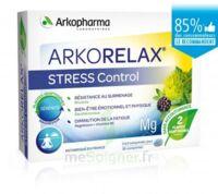 Arkorelax Stress Control Comprimés B/30 à JOUE-LES-TOURS
