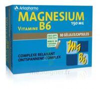 Arkovital Magnésium Vitamine B6 Gélules B/60 à JOUE-LES-TOURS