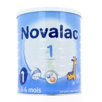 Novalac 1 Lait poudre 800g à JOUE-LES-TOURS