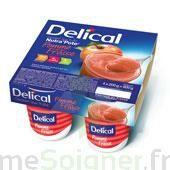 DELICAL NUTRA'POTE DESSERT AUX FRUITS, 200 g x 4 à JOUE-LES-TOURS