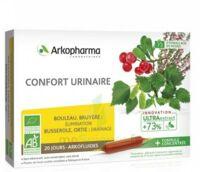 Arkofluide Bio Ultraextract Solution buvable confort urinaire 20 Ampoules/10ml à JOUE-LES-TOURS