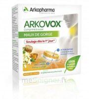 Arkovox Comprimés à sucer miel citron B/20 à JOUE-LES-TOURS