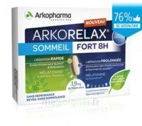 Arkorelax Sommeil Fort 8H Comprimés B/15 à JOUE-LES-TOURS