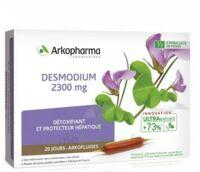 Arkofluide Bio Ultraextract Desmodium Solution buvable 20 Ampoules/10ml à JOUE-LES-TOURS