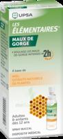 LES ELEMENTAIRES Solution buccale maux de gorge adulte 30ml à JOUE-LES-TOURS