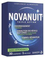 Novanuit Triple Action Comprimés B/30 à JOUE-LES-TOURS