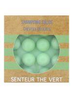 Valdispharm Shampooing Solide Thé Vert Cheveux Délicats B/55g à JOUE-LES-TOURS