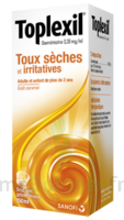 TOPLEXIL 0,33 mg/ml, sirop 150ml à JOUE-LES-TOURS