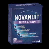 NOVANUIT Triple action Gélules B/30 à JOUE-LES-TOURS