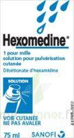 HEXOMEDINE 1 POUR MILLE, solution pour pulvérisation cutanée en flacon pressurisé à JOUE-LES-TOURS
