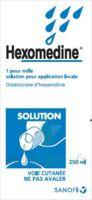 Hexomedine 1 Pour Mille S Appl Loc Fl/250ml à JOUE-LES-TOURS