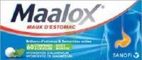 Maalox Hydroxyde D'aluminium/hydroxyde De Magnesium 400 Mg/400 Mg Cpr à Croquer Maux D'estomac Plq/60 à JOUE-LES-TOURS