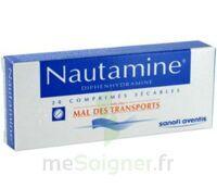 NAUTAMINE, comprimé sécable à JOUE-LES-TOURS