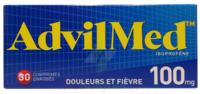 ADVILMED 100 mg, comprimé enrobé à JOUE-LES-TOURS