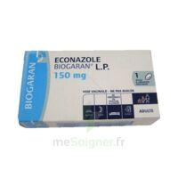 ECONAZOLE BIOGARAN L.P. 150 mg, ovule à libération prolongée à JOUE-LES-TOURS