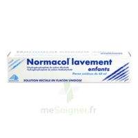 Normacol Lavement Enfants, Solution Rectale, Récipient Unidose à JOUE-LES-TOURS