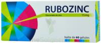 Rubozinc 15 Mg Gél 1plq/60 à JOUE-LES-TOURS