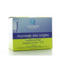 Amorolfine Biogaran Conseil 5 %, Vernis à Ongles Médicamenteux à JOUE-LES-TOURS
