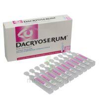DACRYOSERUM Solution pour lavage ophtalmique en récipient unidose 20Unidoses/5ml à JOUE-LES-TOURS