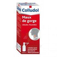 Colludol Solution Pour Pulvérisation Buccale En Flacon Pressurisé Fl/30 Ml + Embout Buccal à JOUE-LES-TOURS