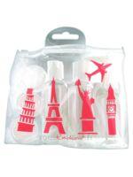Kit flacons de voyage à JOUE-LES-TOURS