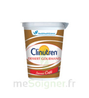 CLINUTREN DESSERT GOURMAND Nutriment café 4Cups/200g à JOUE-LES-TOURS