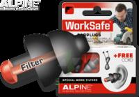 Bouchons D'oreille Worksafe Alpine à JOUE-LES-TOURS