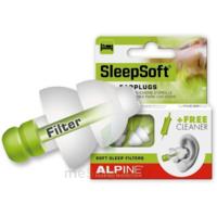 Bouchons d'oreille SleepSoft ALPINE à JOUE-LES-TOURS