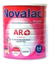 Novalac AR 1 + 800g à JOUE-LES-TOURS